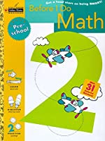 Before I Do Math (Preschool) (Step Ahead)