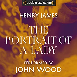 The Portrait of a Lady cover art