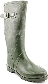 Michael Michael Kors Womens Rubber Mid-Calf Rain Boots