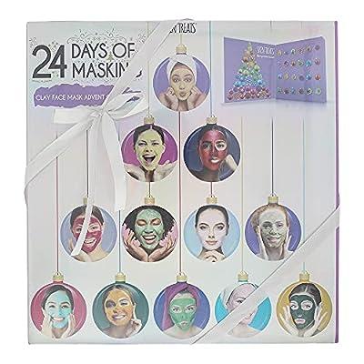 Skin Treats, 24 Days of Masking 24 Piece Gift Set from Skin Treats