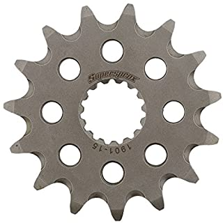 Supersprox CST-1901-15-1 Front Sprocket For Beta 350 RR-S 4T 17, 390 RR-S 4T 17, 430 RR-S 4T 17, 500 RR-S 4T 17, RS 390 4T 15 16, RS 400 4T 14, RS 400 4T 15 16, RS 500 4T 15 16, RS 520 4T 14