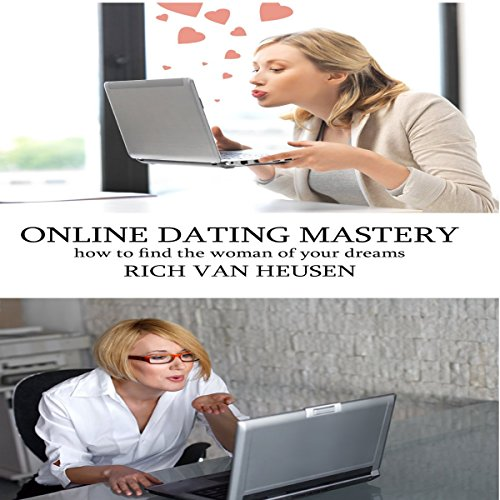 Online Dating Mastery audiobook cover art