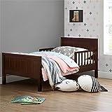 Baby Relax Dorel Living Dorel Asia WM3239E Toddler Bed, Espresso Espresso