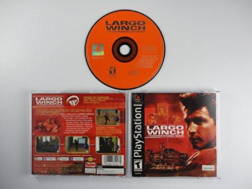 Largo Winch .//Commando Sar