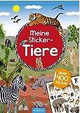 Meine Sticker-Tiere: Mit über 400 Stickern