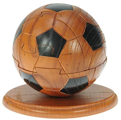 Namesakes 3D Puzzle – Fußball Dekoraton Holz - Geschenk für Männer Frauen Kinder