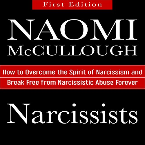 Narcissists audiobook cover art