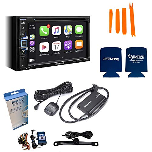 Alpine INE-W970HD Navigation System with Back up Camera,SiriusXM Tuner, Steering Wheel Control adpater Included