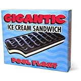 Gigantic 6' Ice Cream Sandwich Pool Float by BLOSSOMZ