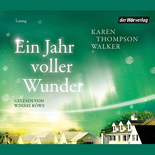 Ein Jahr voller Wunder                   Written by:                                                                                                                                 Karen Thompson Walker                               Narrated by:                                                                                                                                 Winnie Böwe                      Length: 4 hrs and 34 mins     Not rated yet     Overall 0.0