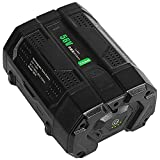 7.5Ah 56V Replacement Battery Compatible with E-G-O 56 Volts Power Tools BA1400T BA4200 ST1502LB CS1604 LB4800 LB5804 HT2400,1 Pack
