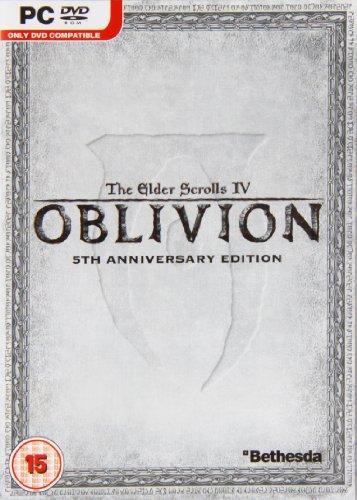 The Elder Scrolls IV: Oblivion 5th Anniversary Edition [Edizione: Regno Unito]