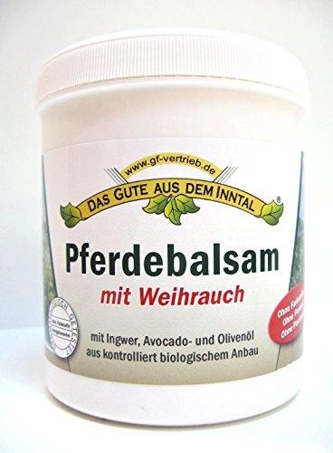 Pferdebalsam mit Weihrauch 500 ml