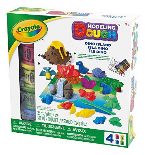 Crayola Modeling Dough Dino Island - 23 pieces Now $6.79
