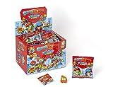 SUPERTHINGS Kazoom Kids – Caja de 50 One Packs con figuras de la serie Kazoom Kids. Cada sobre...
