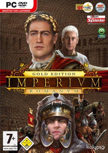 KALYPSO MEDIA GROUP IMPERIVM ROMANVM GOLD EDITION