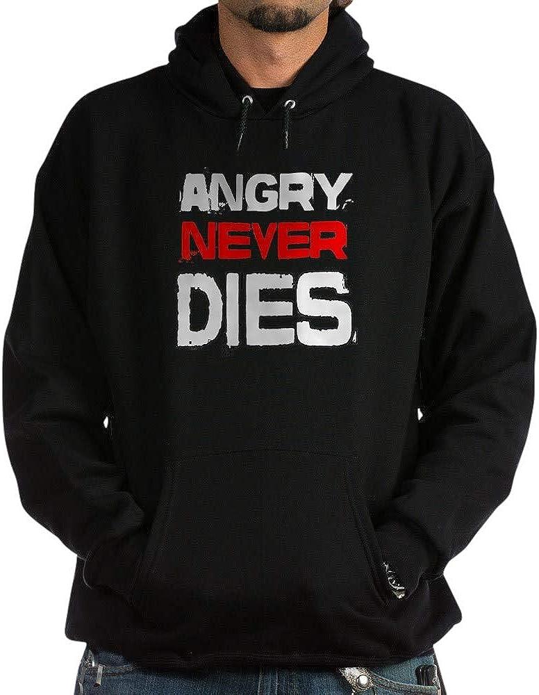 CafePress New product!! Angry Grandpa Sweatshirt Never Bargain sale Dies