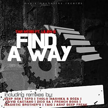 Find A Way (Incl. Remixes)