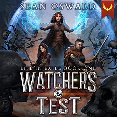 Watcher's Test: A LitRPG Saga cover art