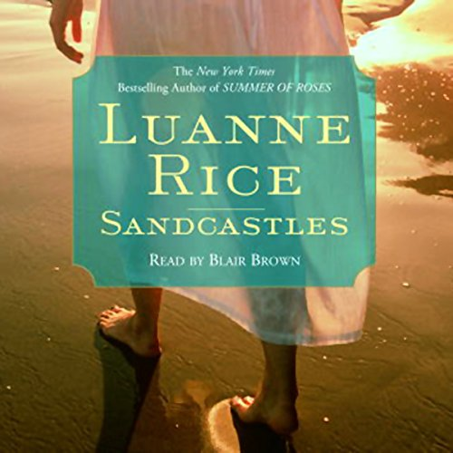 Sandcastles audiobook cover art