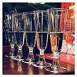 shiqi Copas de plástico para boda, champán, bar, vino, cócteles, cerveza, taza de beber, decoración para fiestas de cumpleaños, 25/50/100 unidades (capacidad: 150 ml, color: 50 unidades)