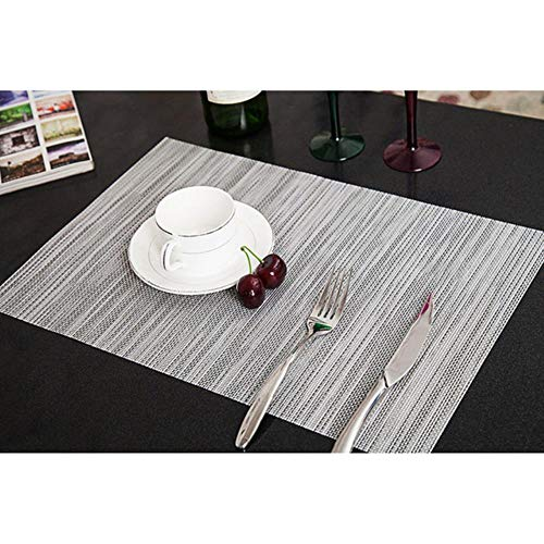 Avin Waterdichte placemat thuis restaurant bar koelkast tafel mat keuken accessoires drank onderzetters