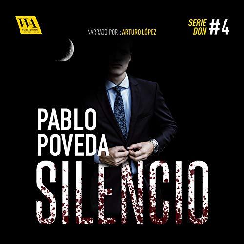 Diseño de la portada del título Silencio