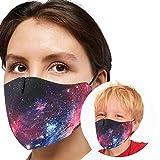 Mascarilla facial reutilizable GENERISE ajustable x2 – Máscara facial transpirable lavable – Unisex ...