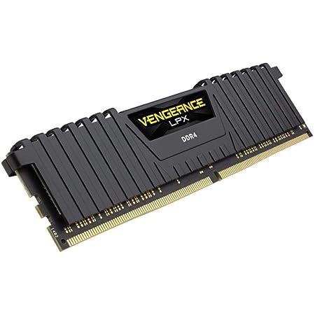 Corsair Vengeance LPX 8GB (1x8GB) DDR4 3200MHZ C16 Desktop RAM (Black)