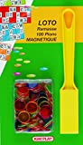 Kim'Play - Recogedor de fichas de lotería con 100 fichas...