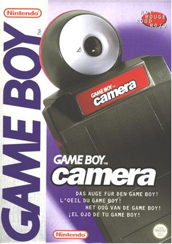 Game Boy - Camera rot