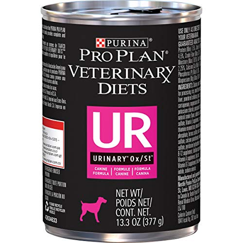 Purina Pro Plan Veterinary Diets UR Urinary Ox/St Canine Formula Wet Dog Food - (12) 13.3 Oz. Cans