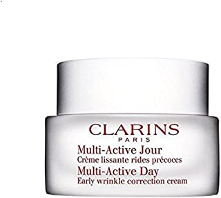 Clarins Multi-Active Day Early Wrinkle Correction Cream (All Skin) For Unisex, 50 ml