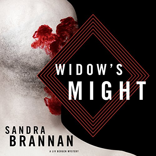 Widow's Might audiobook cover art