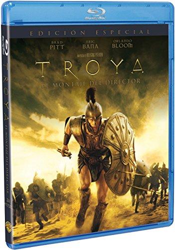 Troya: El Montaje Del Director Blu-Ray [Blu-ray]