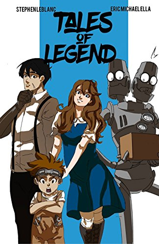 Tales Of Legend Vol 1 (volume) (English Edition)