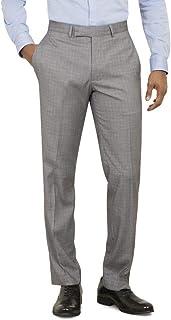 Kenneth Cole Reaction Men's Techni-cole Stretch slim fit Suit Separate pant Business Suit Pants Set