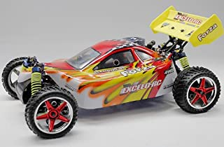 Forza 2-Speed Nitro Gas Radio Remote Controlled RC Buggy Car Off-Road Racing RTR .18 Engine (COLORS VARY- SENT AT RANDOM)