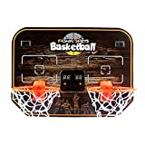 Ktyssp Electronic Scoring Double Basketball Board Parent-Child Interaction Toys Basketball Game