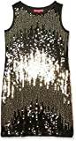 Derhy Girl's Laura Party Dress, Black (Noir) 14 Years