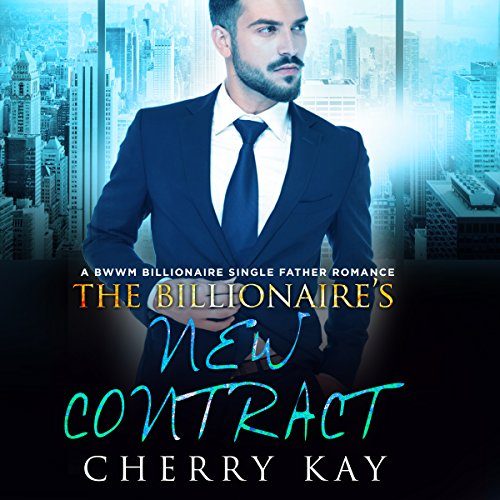 The Billionaire's New Contract audiobook cover art