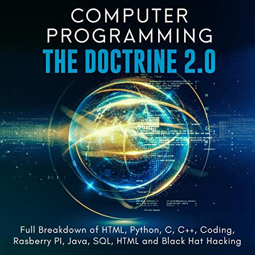 『Computer Programming: The Doctrine 2.0』のカバーアート
