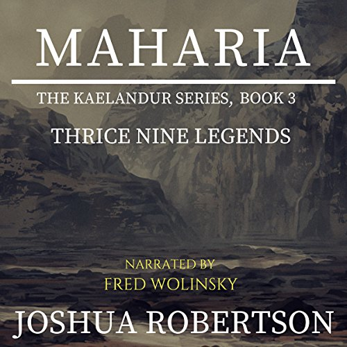 Maharia cover art