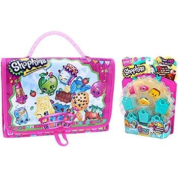 Moose Toys Shopkins Carry Case & Figures Set | Shopkin.Toys - Image 1