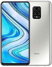 "Redmi Note 9 Pro Smartphone - 6.67"" DotDisplay 6GB 128GB 64MP AI Quad Camera 5020mAh (typ)* NFC Wit [Globale versie]"