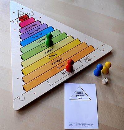 Das Problempyramidenspiel