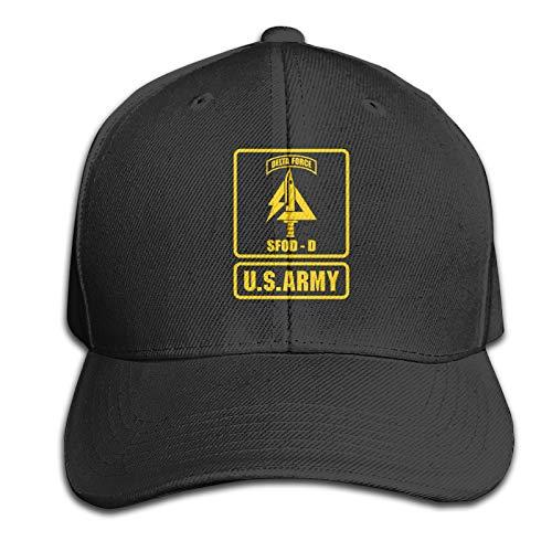 Henanshengjingyun Jual Us Army 1st Sfod-D Delta Force Hat Womens Mens Casual Baseball Caps Baseball Caps