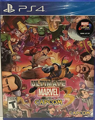 Ultimate Marvel Vs Capcom 3 - [Importación USA]