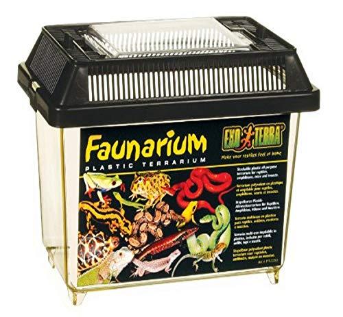 Exo Terra Faunarium mini - Plastikterrarium 18x12x14,5cm