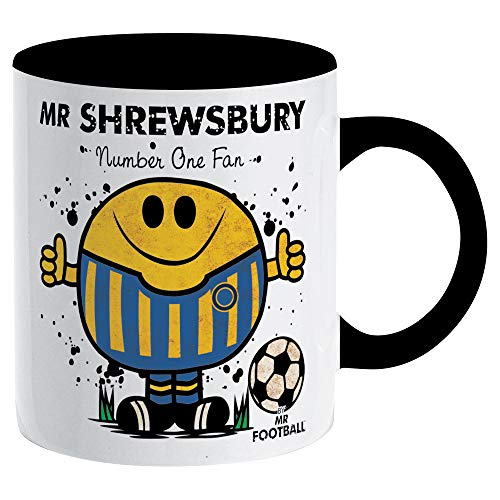 Mr Shrewsbury Town Mug - Gift Merchandise for Football Fan